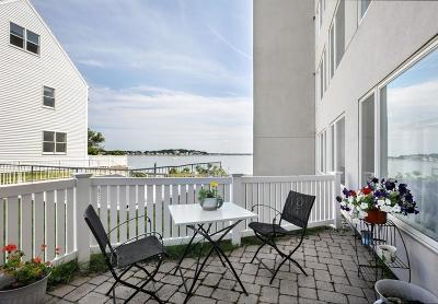MA-Plymouth County Condo/Townhouse For Sale: 1 Commodore Court #102