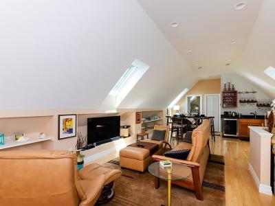 Brookline Single Family Home For Sale: 147 Brook St #3
