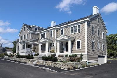 Cohasset Condo/Townhouse For Sale: 4 James Ln #4