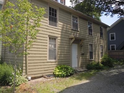 Cambridge Rental For Rent: 26 Andrew St #1