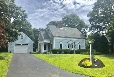 Barnstable Single Family Home Back On Market: 152 River Ridge Dr