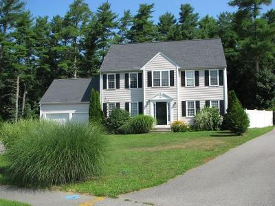 Middleboro Single Family Home For Sale: 55 Cinnamon Ridge Cir