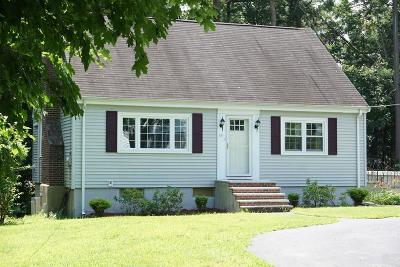 Wilmington Single Family Home For Sale: 39 Marcus Rd