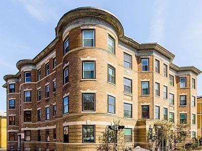 Brookline Rental For Rent: 471 Washington #4