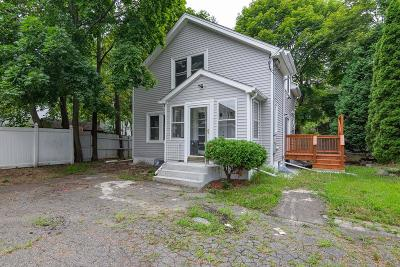 Waltham Single Family Home For Sale: 46-R Vernon St