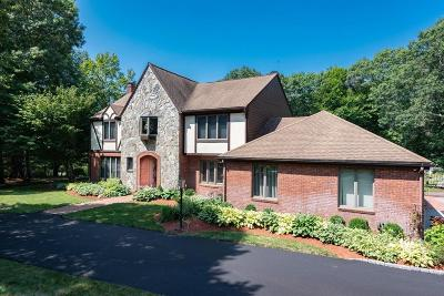 MA-Bristol County Single Family Home For Sale: 2 Spring St