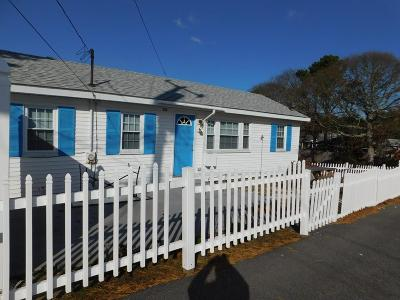 Dennis Single Family Home For Sale: 232 Old Wharf Rd #227