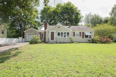 North Attleboro Single Family Home For Sale: 10 Whipple Street