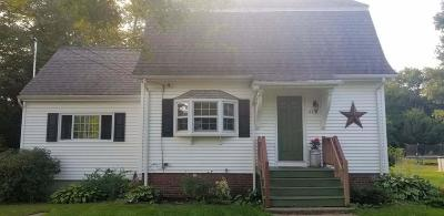 Hardwick Single Family Home For Sale: 47 Maple St