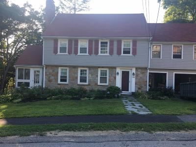 Needham Single Family Home For Sale: 120 Lexington Ave