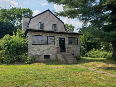 Randolph Single Family Home For Sale: 918 North