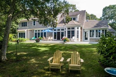 Brewster Single Family Home For Sale: 264 Griffiths Pond Rd