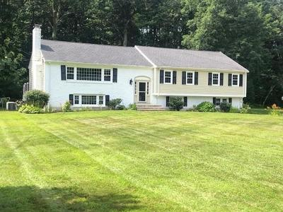 Weston Single Family Home For Sale: 19 Bakers Hill Rd