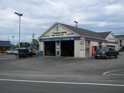 MA-Bristol County Commercial For Sale: Fall River Ave