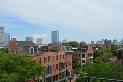 Condo/Townhouse For Sale: 600 Massachusetts Avenue #4