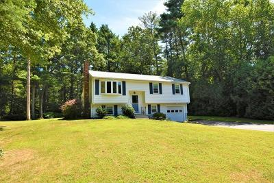 Norton MA Single Family Home For Sale: $379,900