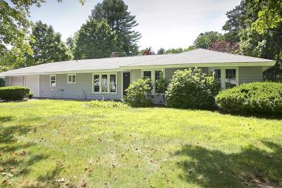 Hingham Single Family Home For Sale: 8 Michael Road