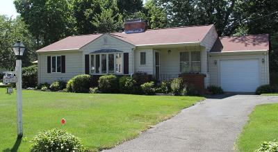 Marshfield Single Family Home For Sale: 12 Carr Rd.