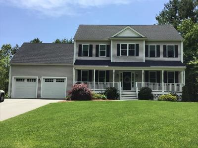 Plainville Single Family Home For Sale: 30 Warren St.