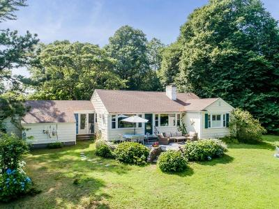 Barnstable Single Family Home For Sale: 6 Long Pond Cir