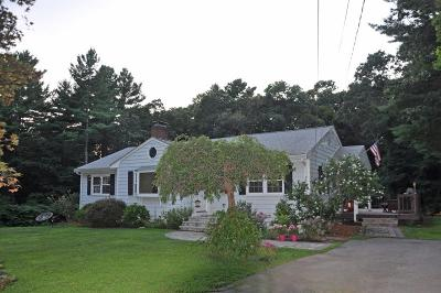 Wayland Single Family Home For Sale: 14 Brook Trail Road