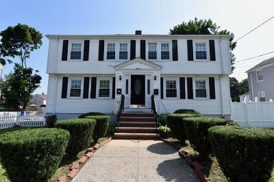 Multi Family Home Contingent: 104 Garfield Ave