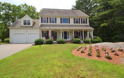 Northbridge Single Family Home For Sale: 366 Mendon Rd