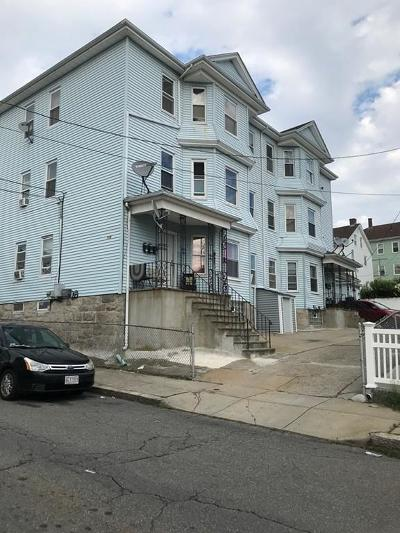 MA-Bristol County Commercial For Sale: 119-121 Tremont St