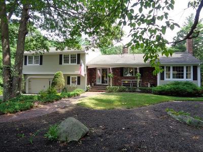Hanover Single Family Home For Sale: 36 Lantern Ln