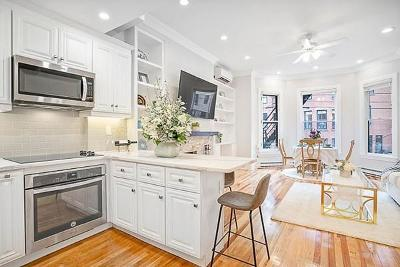 Boston Condo/Townhouse Back On Market: 329 Beacon St #2