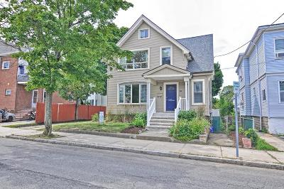 Malden Single Family Home For Sale: 45 Boston St