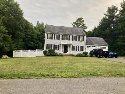 Halifax Single Family Home For Sale: 3 Pasture Ln