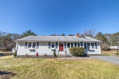 Plymouth Single Family Home For Sale: 55 Flintlocke Drive