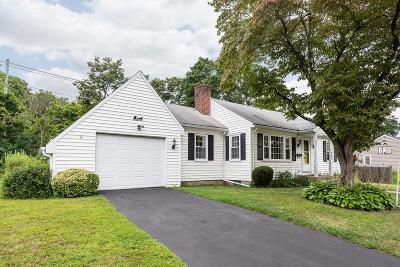 North Attleboro Single Family Home For Sale: 16 Brandon St