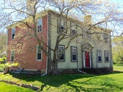 Plympton Single Family Home For Sale: 114 County Rd.
