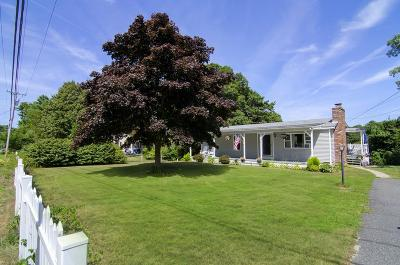 Plymouth Single Family Home For Sale: 68 Herring Pond Rd