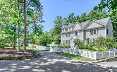Foxboro Single Family Home For Sale: 17 Camp Road