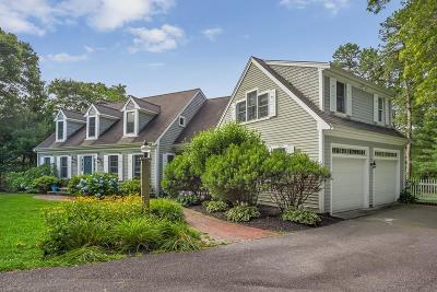 Barnstable Single Family Home For Sale: 117 Wild Goose