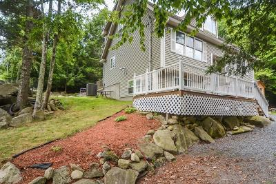 RI-Kent County, RI-Providence County, CT-Windham County, Windham County, Providence County, Kent County Single Family Home For Sale: 1524 Round Top Rd