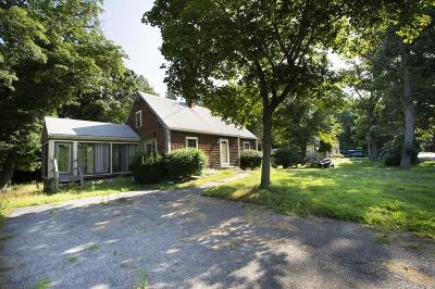 Cohasset Single Family Home For Sale: 502 N Main St