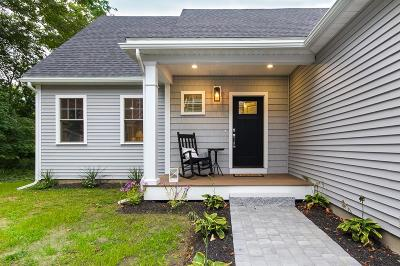 Woburn Single Family Home For Sale: 19 Traverse Street