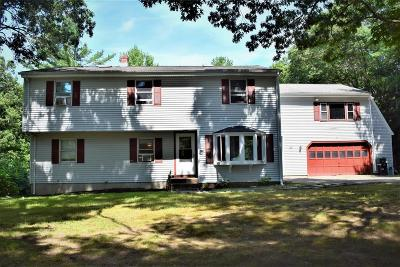 Halifax Single Family Home For Sale: 57 Brandeis