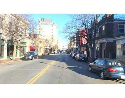 MA-Bristol County Commercial For Sale: 262 Union St #201