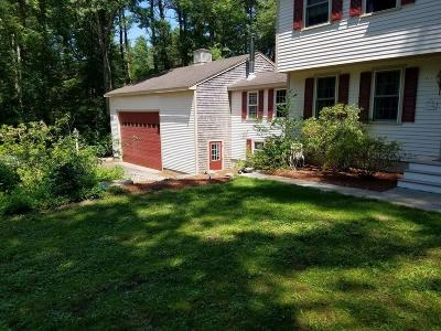 Pembroke Single Family Home For Sale: 91 Juniper Ln