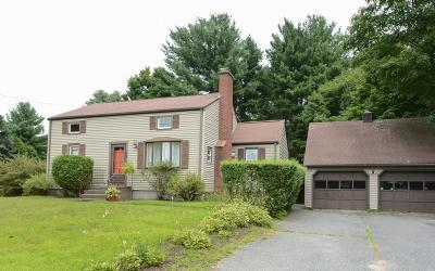 Northborough Single Family Home For Sale: 327 South St (Route 135)