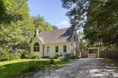Mashpee Single Family Home For Sale: 191 James Circle