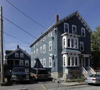 Fall River Multi Family Home For Sale: 45-53 Whipple St