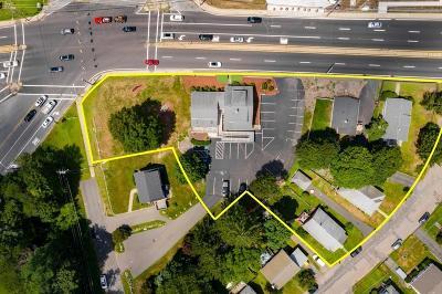 Brockton Multi Family Home For Sale: 1208 Belmont St