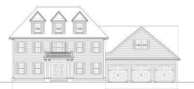 Sharon Single Family Home For Sale: 276 Everett Street #8A