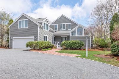 Mashpee Single Family Home For Sale: 19 Dannys Corner